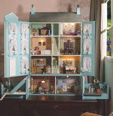Miniature Dollhouse Plans Free by 159 Best Dollhouses Interiors Images On Pinterest Dollhouses