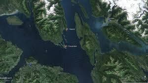 Juneau Alaska Map by 4 Survive 1 Dead In Juneau To Hoonah Plane Crash