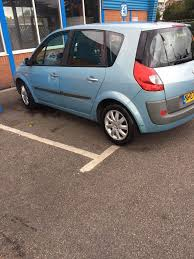 renault scenic for sale 5 seater family car in barking london