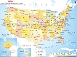 Printable Map Of The United States Free Printable Maps Of The United States Largest Cities In The