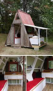 A Frame House Cost 4442 Best Images About Small Houses On Pinterest Tiny Homes On