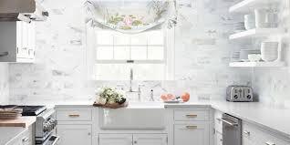 Best Kitchen Backsplash Ideas Tile Designs For Kitchen - White kitchen backsplash ideas