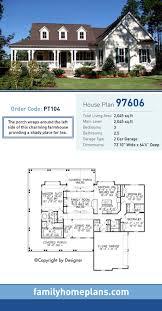 412 best house plans images on pinterest farmhouse plans