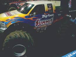 bigfoot king of the monster trucks bigfoot monster truck ashland oregon localsguide