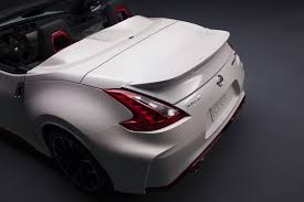 nissan 370z price 2015 nissan 370z nismo roadster concept launched at 2015 chicago auto
