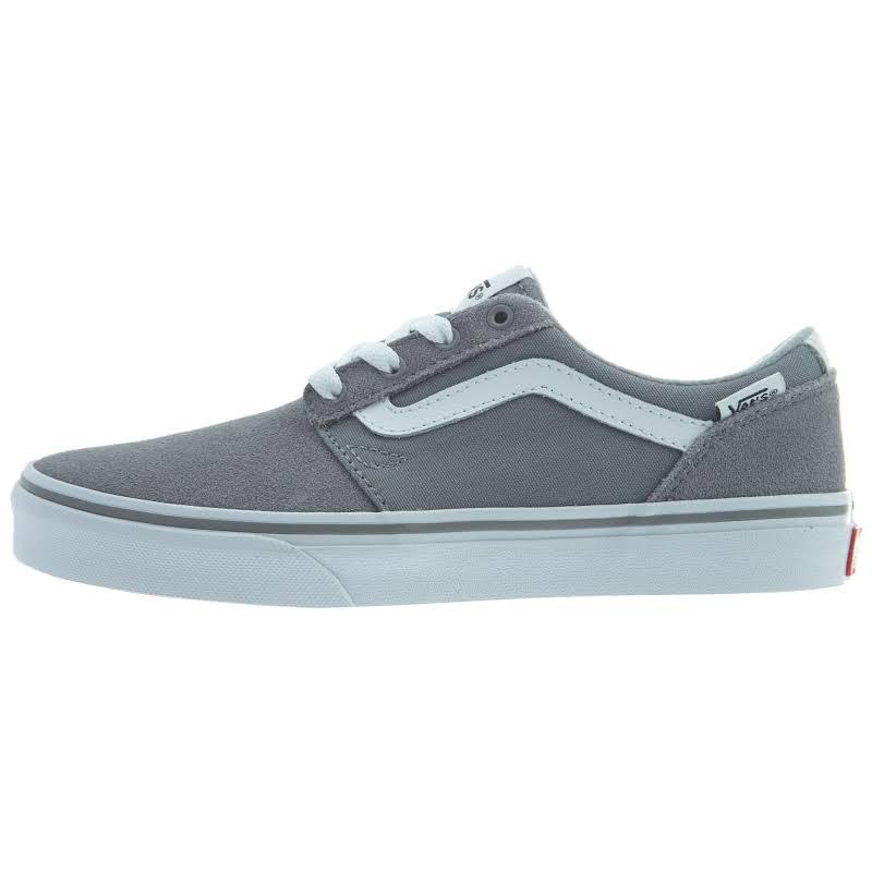 Vans Chapman Stripe Sneakers Grey- Boys