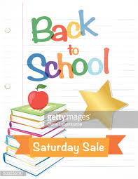 Back To School Fall Sale Lined Paper Vector Art   Getty Images Getty Images