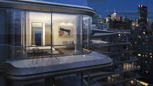 nyc u0027s first zaha hadid u2013designed penthouse is for sale for 50