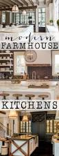 Modern Farmhouse Interior by Best 25 Modern Farmhouse Kitchens Ideas On Pinterest Farmhouse