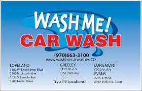 Self Service Car Wash And Vacuum Near Me Wash Me Car Wash Loveland Co Self Service Car Wash Hands Free