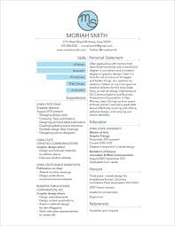 Examples Of Creative Resumes by 10 Interesting U0026 Simple Resume Examples You Would Love To Notice