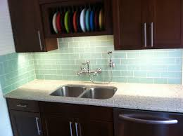 kitchen backsplash glass tile thraam com