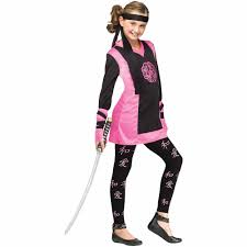 Walmart Halloween Costumes Girls Ninja Halloween Costumes Dragon Ninja Child Halloween
