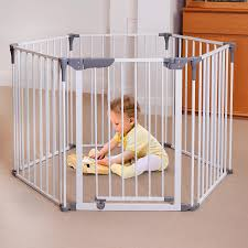 Pressure Mounted Baby Gate Royale Converta 3 In 1 Play Pen Gate Dreambaby