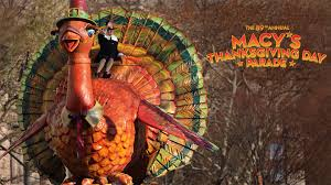 when is the thanksgiving day parade 2014 the 89th annual macy u0027s thanksgiving day parade is almost here stchd
