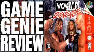 Halloween Havoc 1995 Osw by Wcw Nwo Revenge N64 Review Michaelbthegamegenie Youtube
