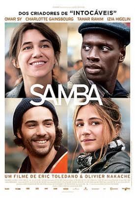 Resultado de imagem para samba filme