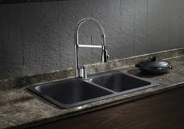 Sinks And Faucets  Utility Sink Granite Sinks Pros And Cons Black - Granite kitchen sinks pros and cons