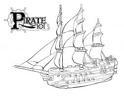 pirate ship template contegri com