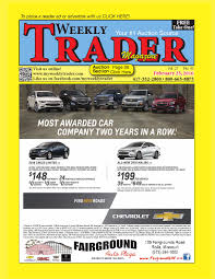 weekly trader february 25 2016 by weekly trader issuu