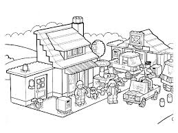 cool lego city coloring pages 1 contemporary design lego all
