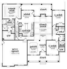 House Plans 5 Bedrooms Home Design 5 Bedroom House Plans Single Story Designs Excerpt