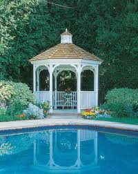 Custom Gazebo Kits by New Jersey Gazebos Amish Country Gazebos