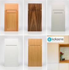 kokeena real wood ready made cabinet doors for ikea akurum