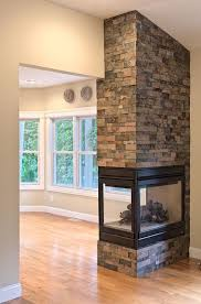 How To Use Gas Fireplace Key by Best 25 Double Sided Gas Fireplace Ideas On Pinterest