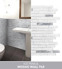 Backsplash Bathroom Ideas Colors 20 Best Backsplash Inspiration Images On Pinterest Mosaic Wall