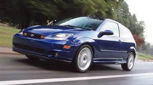 the ford focus svt a forgotten hero that will make you money