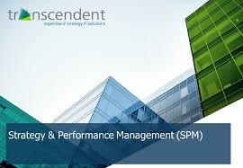 Strategy  amp  Performance Management   Balanced Scorecard Software