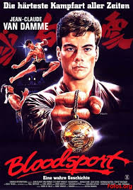 Contacto sangriento (1988)