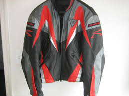 riding jackets for sale dainese k leather riding jacket 44us rc51 colors sportbikes net