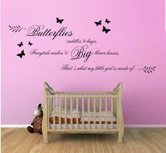 Baby Room Wall Murals by Decoration Ideas Divine Baby Nursery Room Decoration Using