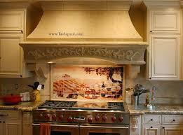 Kitchen Backsplash Mural Stone by 82 Best Countertops Images On Pinterest Backsplash Ideas Tile