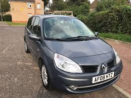 2008 renault grand scenic 1 5 dci dynamique s 5dr manual