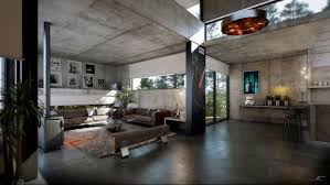 Home Decor Design Houses The Interior Celebrates A Mixture Of Industrial Design And