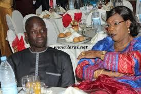 Le Doyen Abdoulaye Diaw et Madame! - 5068974-7567011