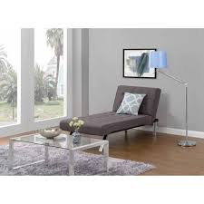 Lounge Chaise Sofa by Emily Futon Chaise Lounger Multiple Colors Walmart Com