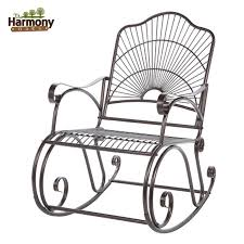 Rocking Chairs At Walmart Rocker Wrought Iron Outdoor Patio Porch New Furniture Rocking