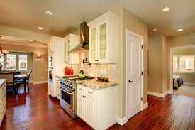 interior traditional kitchen design with timberlake cabinets and