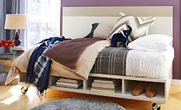 Make A Platform Bed With Storage by How To Make A Diy Platform Bed