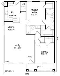 home plans homepw74380 1 200 square feet 2 bedroom 2 bathroom