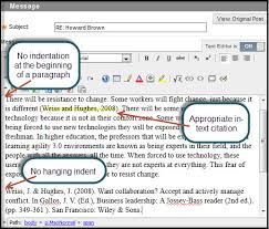 Apa Format Citing Article In Book   Cover Letter Templates example of in text citation
