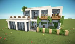 modern house pack 5 houses minecraft project house 1