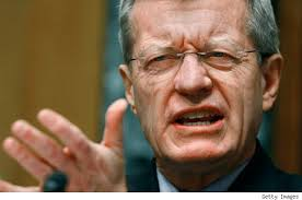 Senator Max Baucus recently