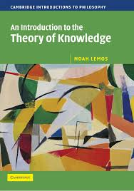 an introduction to the theory of knowledge cambridge