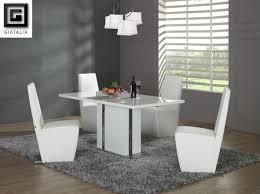 download white modern dining room sets gen4congress com