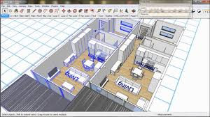 how to design an apartment building with sketchup part 1 tutorial